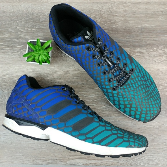 info for 58adf ad10a Adidas ZX Flux Xeno Sneaker AQ7419 Size 11.5